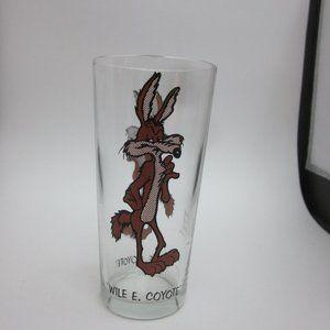 Wile E Coyote glass 1973